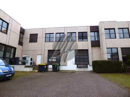 VIELSEITIG NUTZBAR ✓ TOP-LAGE ✓ RAMPE ✓ Lagerflächen (850 m²) & Büroflächen (350 m²) zu vermieten