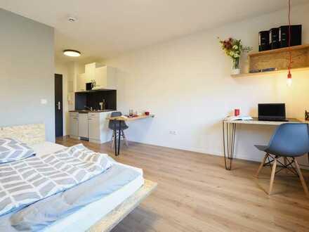 Sommerangebot! Stylische, möblierte Apartments in Bonn zum All-inclusive-Preis von 499.- €!