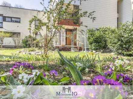 MÜNCHNER IG: Sofort beziehbar - Wunderschön geschnittene & helle 3-Zimmer Wohnung in ruhiger Lage