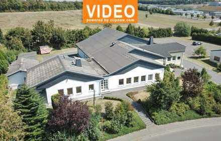 .:: Gewerbeobjekt mit Schulungs-, Büro- und Lagerräumen und angegliedertem Wohnhaus ::.