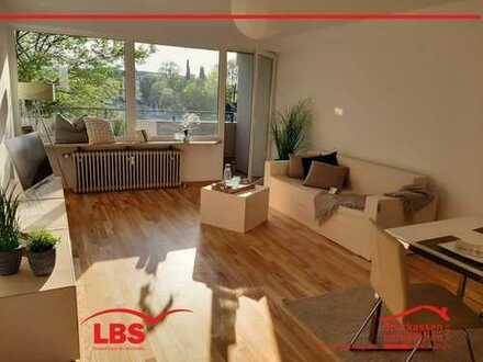 2 - Zimmer / ca. 72 qm Wohnfläche / West - Balkon
