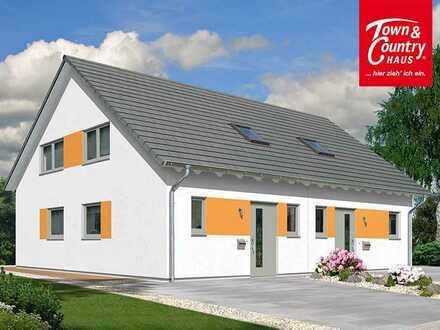 Ein Doppelhaushälfte mit Keller in Frankenthal, für Kämpfer mit Biss