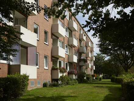 3-Zimmerwohnung mit Balkon für Kleinfamilie !