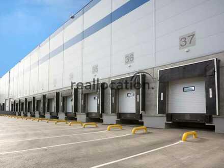 leerstehende Lager-/Produktionshallen mit Verwaltungsgebäude