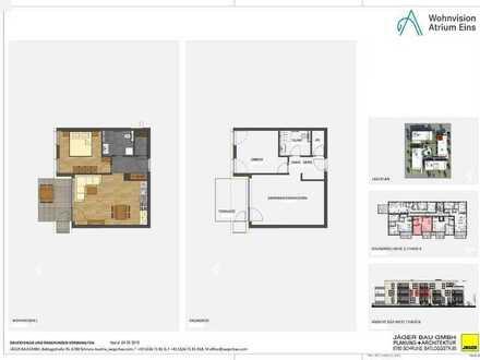 Haus B: 2 Zimmer im 2. Obergeschoss