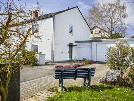 Ein Wohnparadies mit Garten für die ganze Familie in Heidelberg - Kirchheim