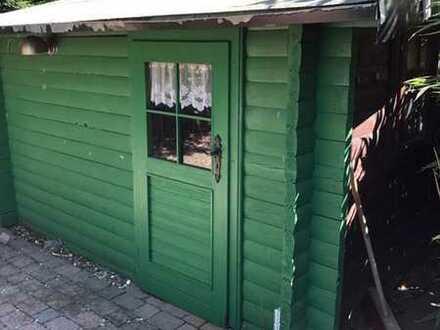 Gartenhaus mit großzügigen Gartengrundstück ca. 382 qm in der Oranienburger Straße
