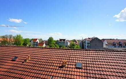 Maisonetten Wohnung mit 4,5 Zimmer in der Augsburger Innenstadt FREI!!!