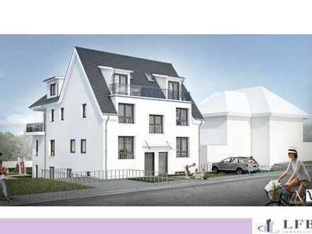 Exclusive Zweizimmerwohnung mit großer Terrasse, RESERVIERT
