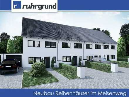 Baubeginn in Kürze! Neubau Reihenmittelhaus in Castrop-Rauxel. Schlüsselfertig inkl. Grundstück!