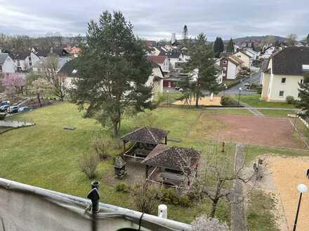 EG und DG Wohnung in Hösbach Bahnhof