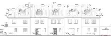 """VORANKÜNDIGUNG:  NEUBAU """"Haus2"""" von 4 Stadthäusern mit Tiefgarage"""