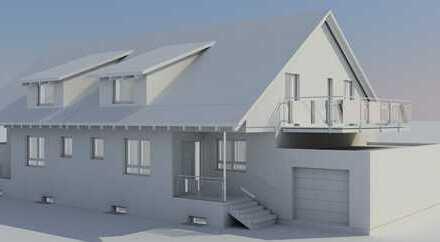 Bieterverfahren - Grundstück für Doppelhaus in bester Lage von Pfaffenhofen – mit Baugenehmigung
