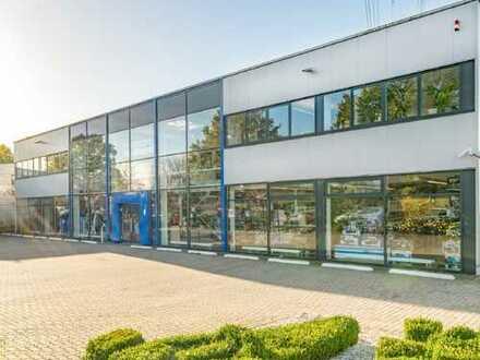 Im Alleinauftrag: Neuwertiges Solitärobjekt in Barsbüttel zu mieten