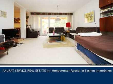 AkuRat Service TOP-Angebot! wunderschöne 3,5-Zimmer Wohnung mit 2 großen Balkonen in M.- Nymphenburg