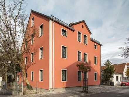 Drei Wohnungen im kernsanierten Mehrfamilienhaus