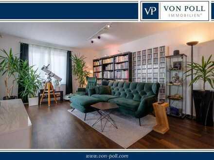 Exklusive 4-Zimmer-Wohnung mit schönem Ausblick