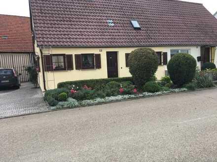 Doppelhaushälfte in Michelbach an der Lücke
