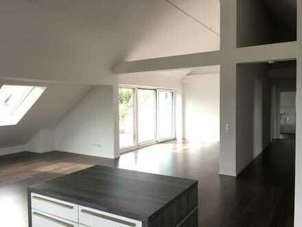 Sonnige 4,5 Zimmer Galerie-Dachwohnung