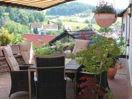 Sie könnten sich verlieben... Einfamilienhaus mit Nebengebäude in Ober-Beerbach