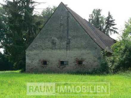 TOP : Sonniges SW-Grundstück für Projektierung auf rund 8.000 m² nahe Altmühlsee. Mit Altbestand.