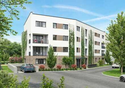 Provisionsfrei - NEUBAU: Komfortable 4-Zimmer-Wohnung mit 2 Bädern - KEINE Erbpacht