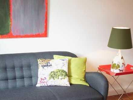 möbliertes City Apartment im Herzen von Eppendorf