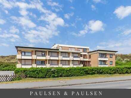 Ruhig gelegenes 1-Zimmer-Appartement am Lister Dünenrand