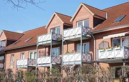 Top Anlage: Solide vermietete DG-Wohnung in angenehmer Wohnlage von Bardowick