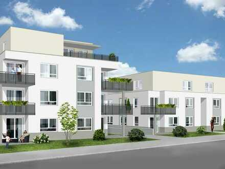 Moderne Wohnung im Mehrfamilienhaus mit Fahrstuhl H3