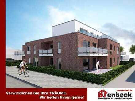 +++(9) Penthouse mit großer Dachterrasse - Aufzug - Erstbezug in zentraler Lage von Isselburg!+++