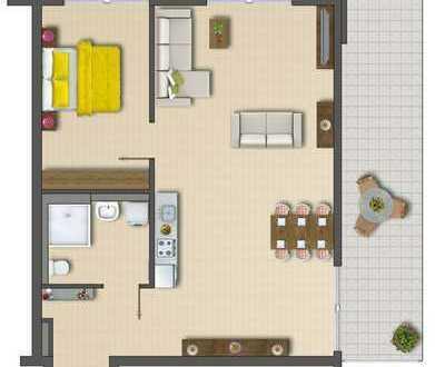 Neubau Zweitbezug- 2 Zimmer EG Terrassenwohnung B.0.3