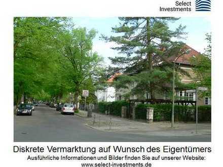 3 Zimmer-Wohnung nahe Grunewald