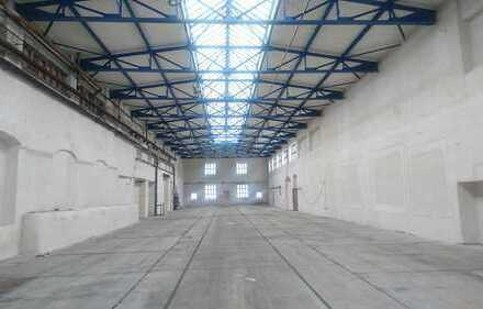LOITZSCH IMMOBILIEN! Günstige Lagerhalle an der Stadtgrenze zu Freital zu vermieten