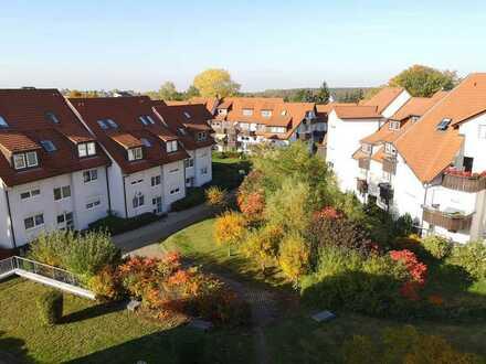 Richtig schöne 4-Zi.-Maisonettewohnung in bester Wohnlage für Eigennutzer | 2 Stellplätze & Balkon |