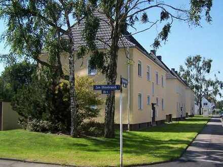 Schöne Wohnung mit Garten in Do-Asseln!
