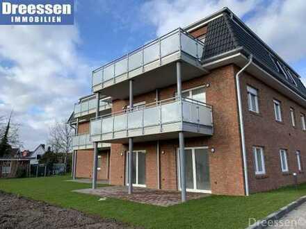 Büsum: Großzügige 3 Zimmer Wohnung Nr. 3 im Erdgeschoss auf 1200 m² Eigenland