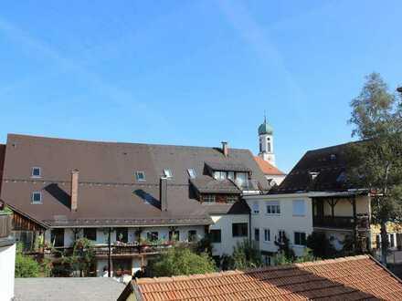 3-Zimmer-Wohnung in der Schongauer Altstadt