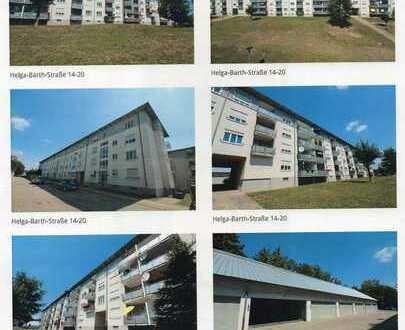 2-Zimmer-Wohnung mit Balkon und EBK in Bretten