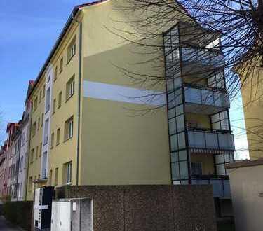 3-Raum-Wohnung mit Balkon in Arnstadt zu vermieten