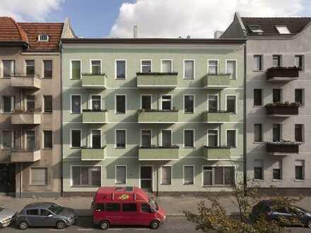1-Zimmer Wohnung zum selbst gestalten mit modernen Badezimmer