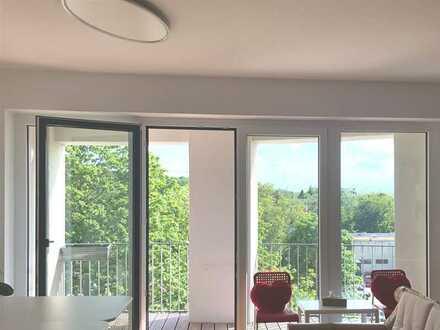 Neubau Fahrstuhl Balkon perfekte Lage zentral und ruhig