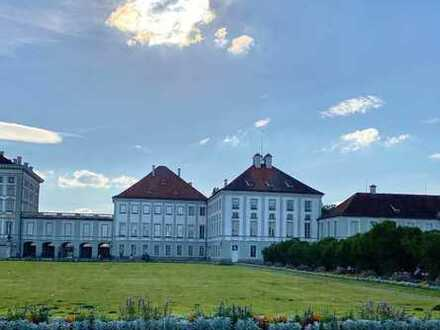 BUCHBERGER Immobilien Nymphenburg, Dachterrassen-Wohnung für Single oder Paare