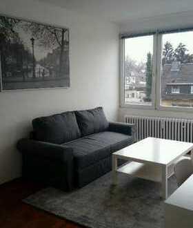 WESSELING | frisch renoviertes und möbliertes 1 Zimmer Apartment | 21m² | Balkon