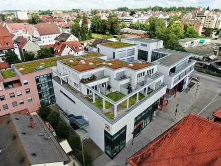 Zentral! Penthouse-Maisonettewohnung im Herzen von Ehingen