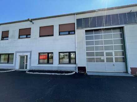 Diverse Lager-/ Büro & Gewerbehallen mit optimaler Lage und Zufahrt