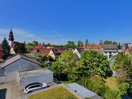 Vermietete 2,5-Zimmer-Wohnung mit Loggia und TG-Stellplatz in zentraler Lage von KA-Rüppurr!