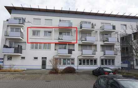Gepflegte 3-Zimmer-Wohnung mit Balkon im Zentrum von Mössingen