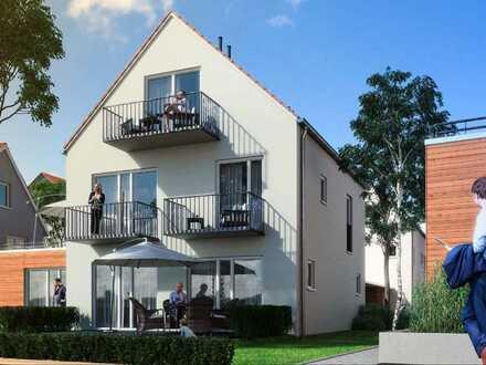 Stadthaus Wohnung Nr. 18 - 122,96 qm