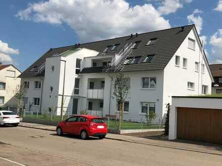 Exklusive 2-Zimmer-Wohnung mit Einbauküche und Balkon in Stuttgart